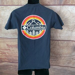 Columbia shirt men's size small